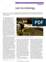 Artisanal food microbiology
