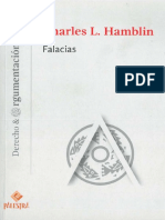 Falacias - Charles Hamblin