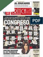 Critica de la Argentina - 2008-03-02 - 0001 - diario
