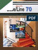 Slant/Fine Baseline 70 Brochure