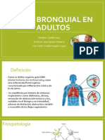 Asma Bronquial en Adultos