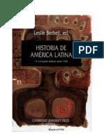 LESLIE BETHELL (ed.) - Historia de América Latina, Tomo 16