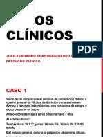 CASOS CLÍNICO