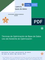 AA9-Ev4-Técnicas para la optimización de bases de datos.pptx