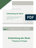 Perkembangan Moral