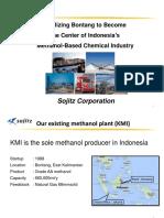 Diskusi Panel I Kesiapan Perusahaan Swasta Dalam Merealsisasikan Bontang Menjadi Pusat Industri Kimia Berbasis Metanol