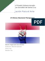 Himno Nacional de Paraguay
