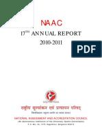 Annual Report - 2010-11