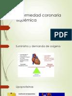 Enfermedad coronaria isquémica
