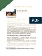 Filsofia Para Niños-Propuesta pedagógica en el Nivel Inicial