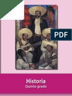 HISTORIA - 5°