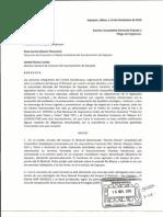 Pliego de Exigencias al Ayuntamiento de Zapopan por Mirasierra - Altavista