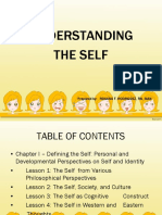 The Self From Various Philosophical Perspectives