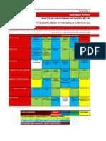 Geo Individual Plan
