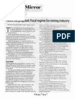 Business Mirror, Oct. 3, 2019, House bill proposal Fiscal regime for mining industry.pdf