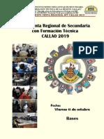 Bases Feria Regional 2019