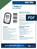 Radeye G Brochure