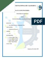 Revisión Bibliográfica Automatización de Procesos