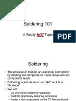 soldring tips