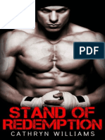 Stand of Redemption - Cathryn Williams