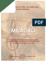 MILAGRO Pasillo 1,5 Yeyson Durán