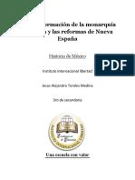 Transformacion de Mexico