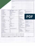 Ball Valve Data Sheet