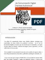 Evidencia 11 Plan de Comunicación Digital