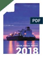 Giignl 2018 Annual Report