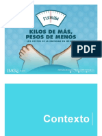 KILOS DE MAS PESOS DE MENOS
