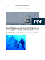 Pesca Destructiva Contra Pesca Sostenible
