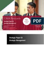 [BPP Learning Media] CIMA - E3 Strategic Management