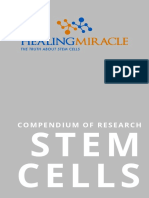 The Healing Miracle - Compendium of Research