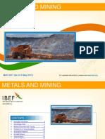 Metals and Mining May 2017