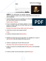 Cuestiones Video Galileo