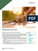 Tax Info September 2019