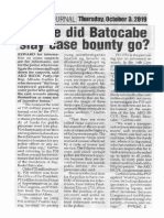 Peoples Journal, Oct. 3, 2019, Where did Batocabe slay case bounty go.pdf