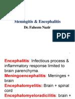 Men in Go Encephalitis