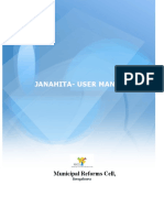 Janahita User Manual