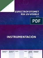 Unidad 2. 3a parte Métodos Espectroscópicos uv-vis.ppsx