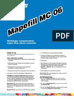 Mapefill MC 06