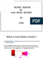 Feed water heaters Seimnar.pptx