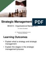 2. LIII - Strategic Management Process 2018