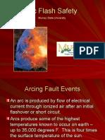Training Presentation - Arc Flash Safety