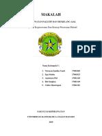 MAKALAH KEPERAWATAN MENJELANG AJAL DAN PALIATIF 1.docx