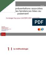 Baromètre Mastercard Ifop