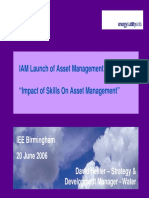 Skill Development and Its Impact on Asset Management