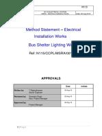 Method of Statment