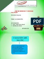CASACION