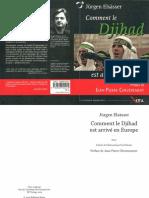 Jurgen Elsasser, Comment Le Djihad Est Arrive en Europe